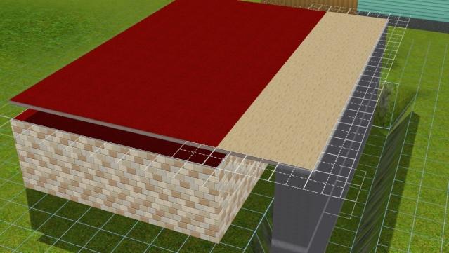 [Apprenti] Réalisation du toit en pente. Screen28