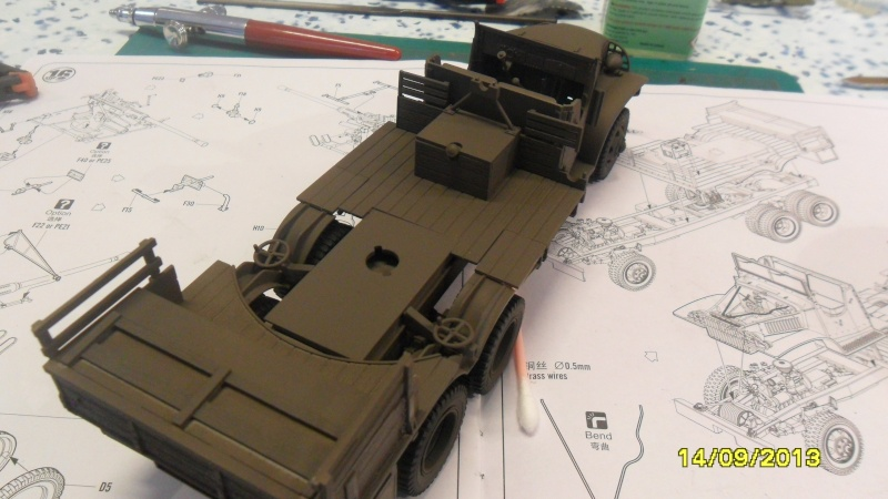 """GMC  Bofors 40 mm  """" Hobby boss"""" Sam_0410"""