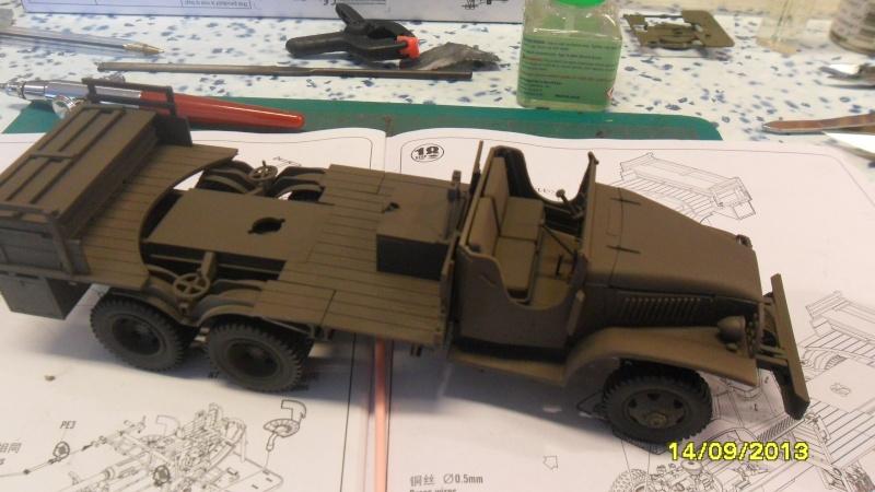 """GMC  Bofors 40 mm  """" Hobby boss"""" Sam_0411"""