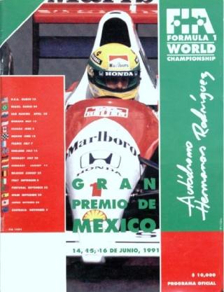 Round 6 - Gran Premio de Mexico [April 7th] Mexico10