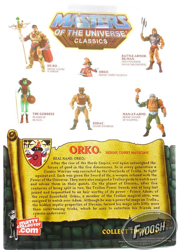 Orko - Topic Officiel Cardba12
