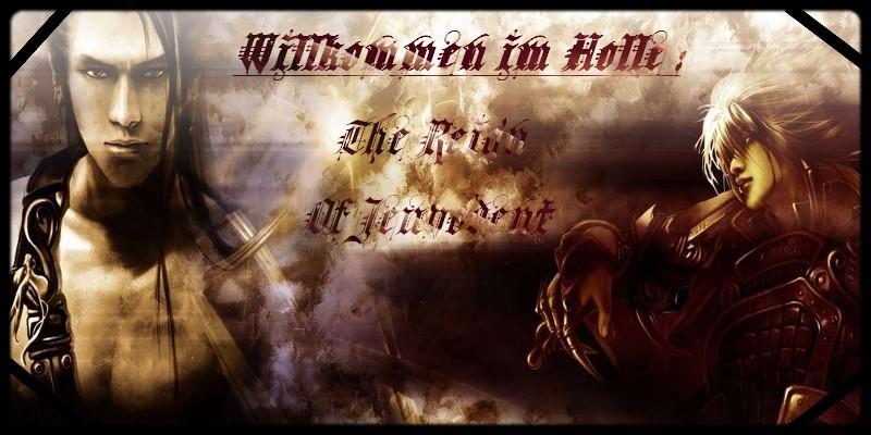 Welcome to hell v2 => Willkommen im hölle