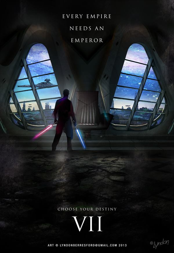 7 - Les posters de Star Wars The Force Awakens - Page 2 10038710