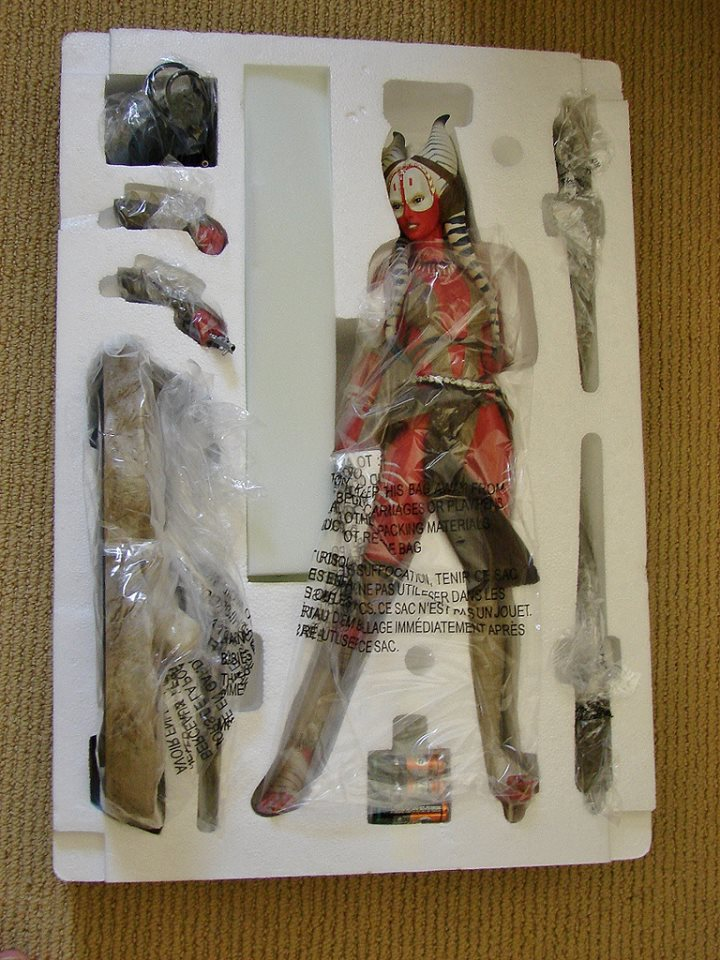 Sideshow - Shaak Ti Premium format Figure - Page 2 10980010