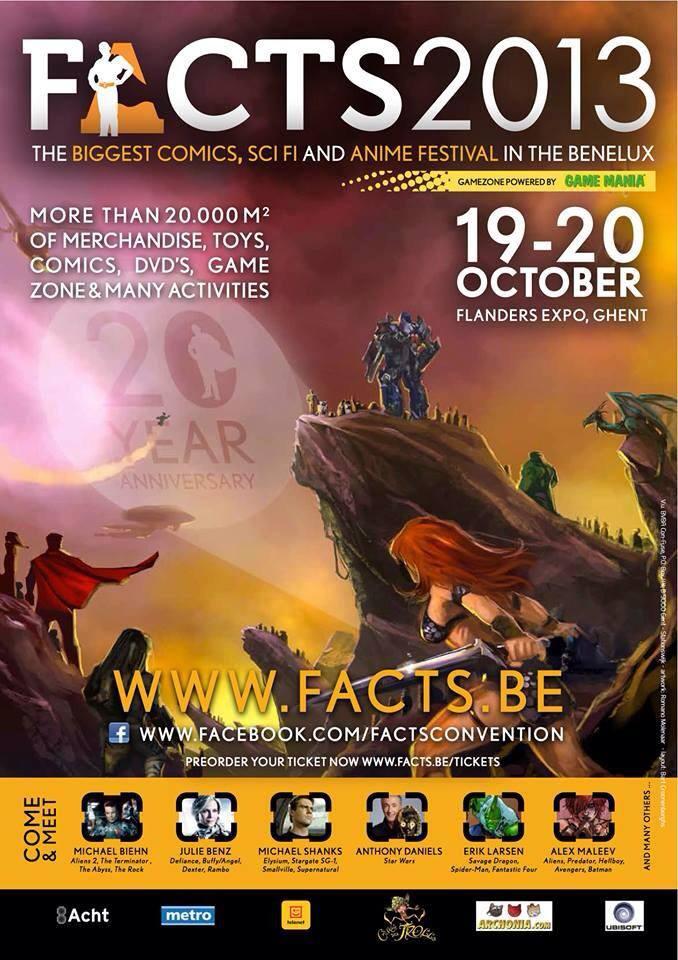 FACTS 19 et 20 Octobre 2013 Expo Ghent   11748910