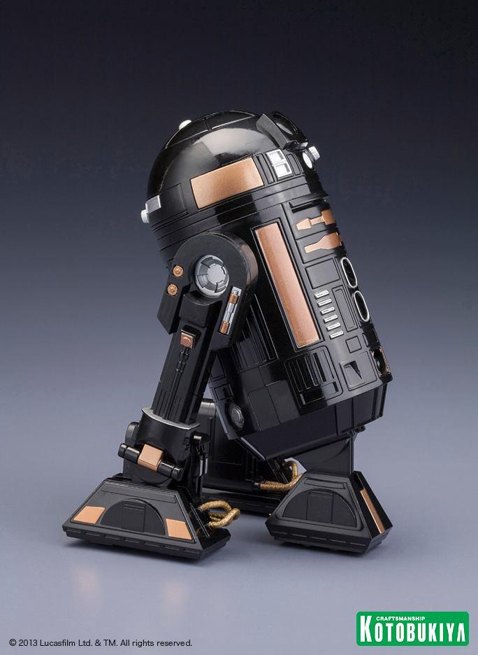 Star Wars R2-Q5 ARTFX+ Statue 2013 NYCC Exclusive Edition 11860910