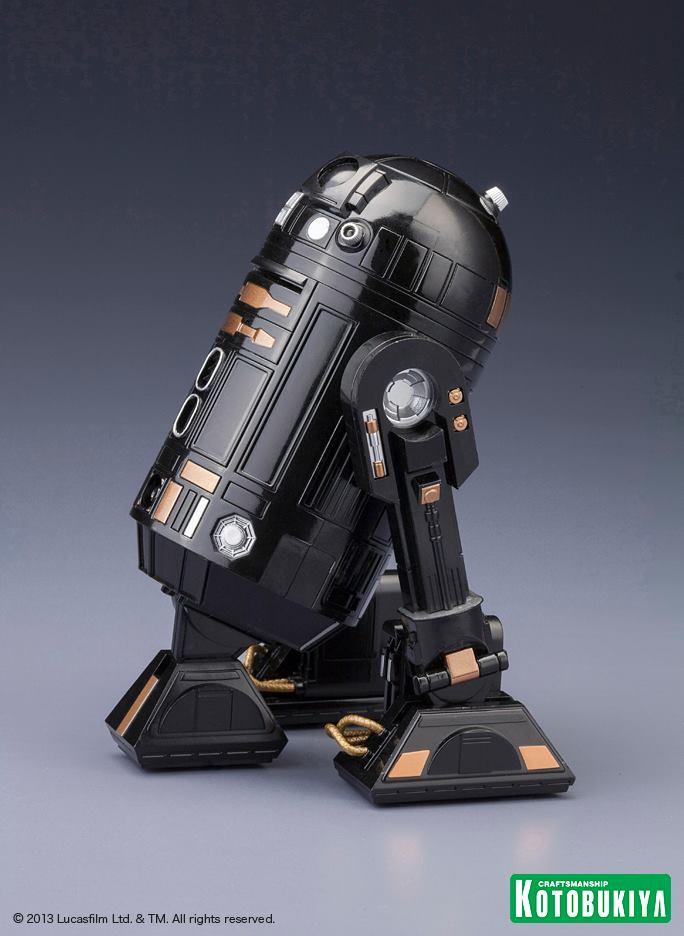 Star Wars R2-Q5 ARTFX+ Statue 2013 NYCC Exclusive Edition 12091910