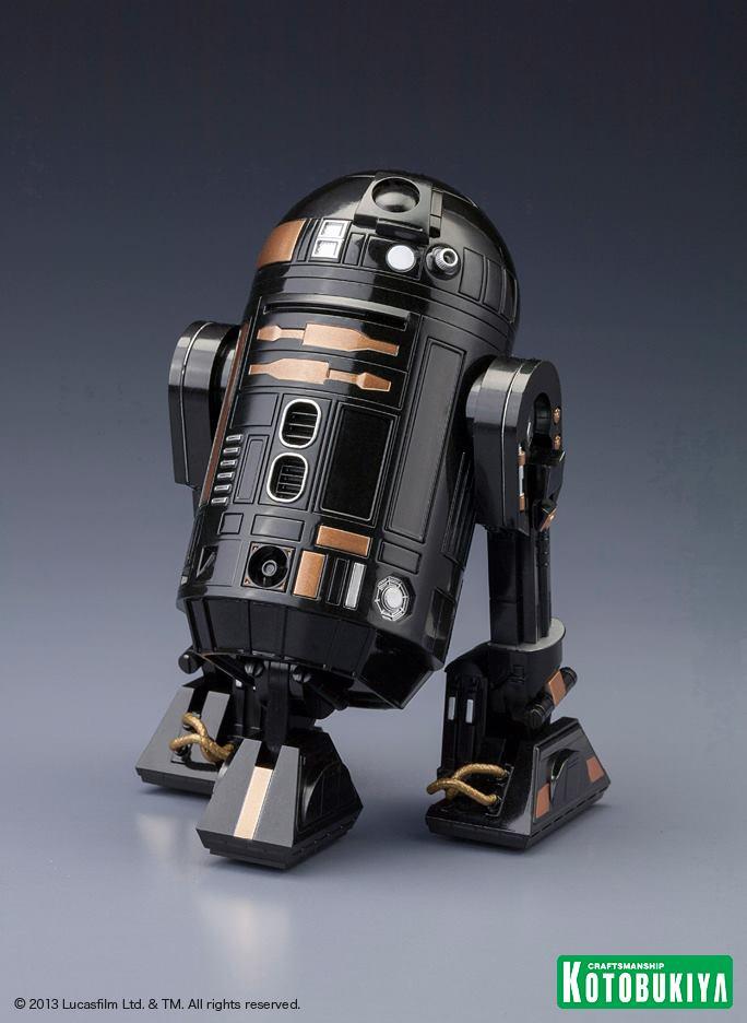 Star Wars R2-Q5 ARTFX+ Statue 2013 NYCC Exclusive Edition 12361110