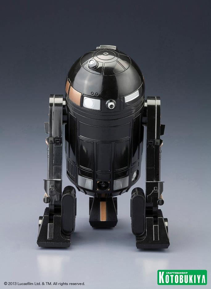 Star Wars R2-Q5 ARTFX+ Statue 2013 NYCC Exclusive Edition 12363310
