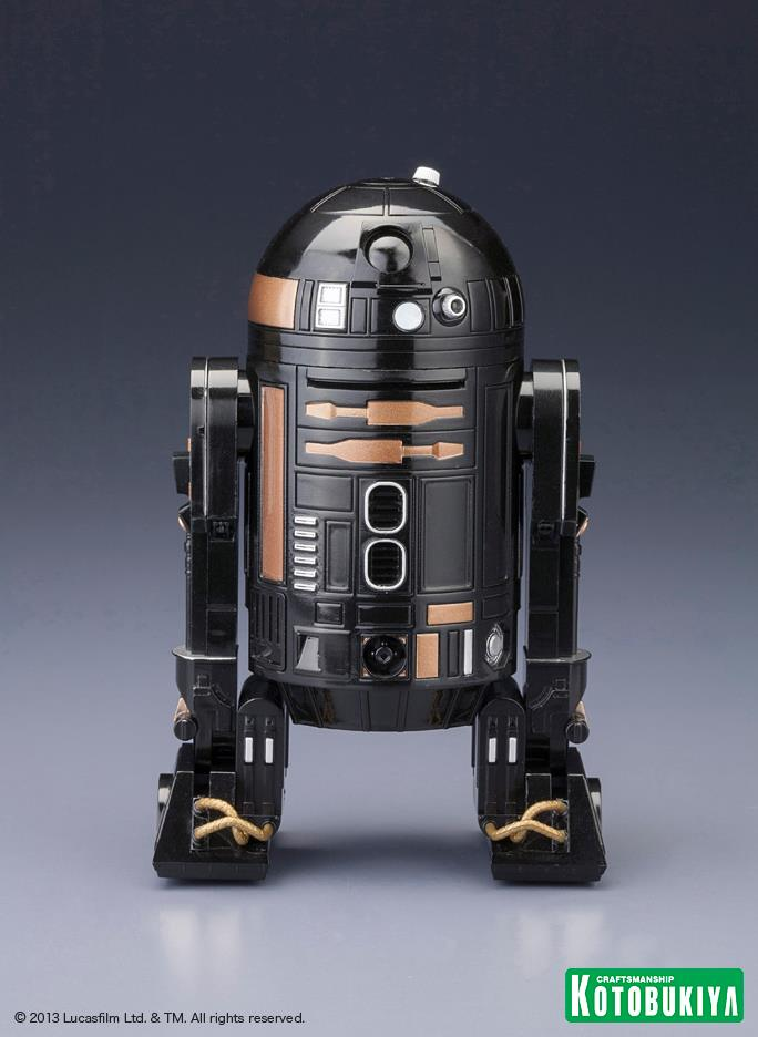 Star Wars R2-Q5 ARTFX+ Statue 2013 NYCC Exclusive Edition 12363910