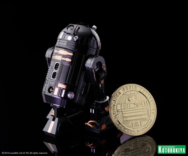Star Wars R2-Q5 ARTFX+ Statue 2013 NYCC Exclusive Edition 9247_710