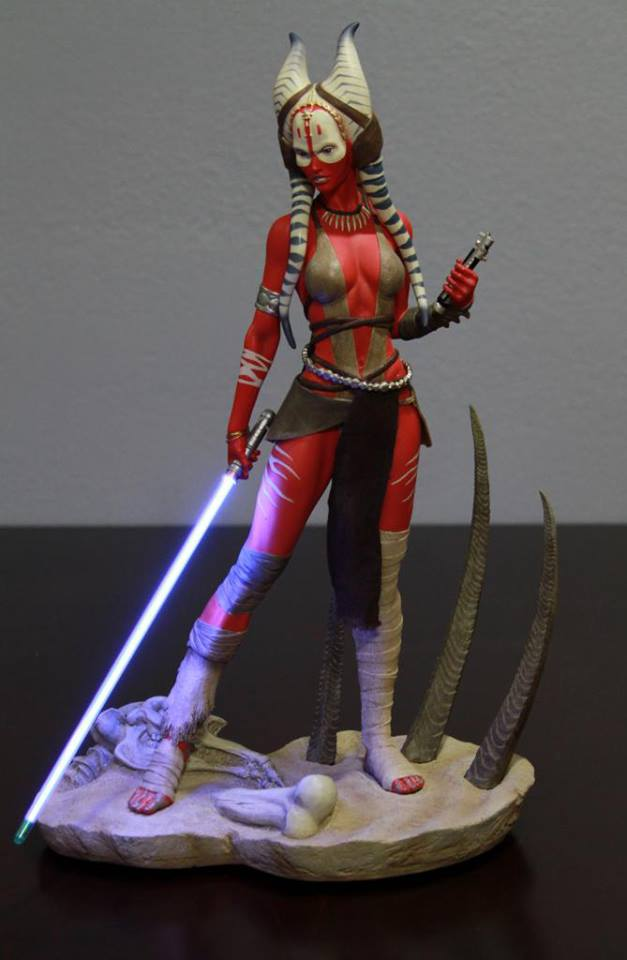 Sideshow - Shaak Ti Premium format Figure - Page 2 93471510