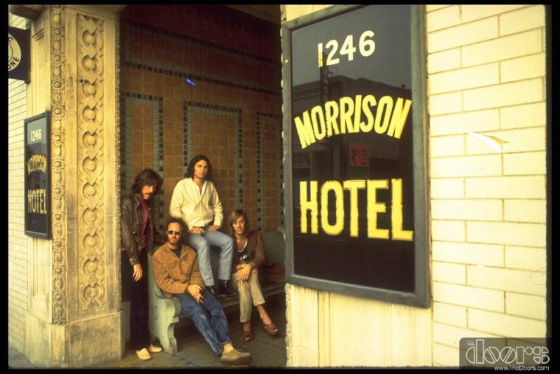 The Doors : Morrison Hotel (1970) Henryd10