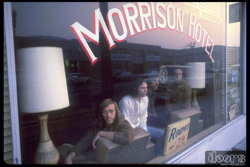 The Doors : Morrison Hotel (1970) Henryd11