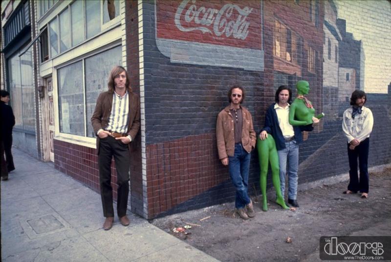 The Doors : Morrison Hotel (1970) Henryd12