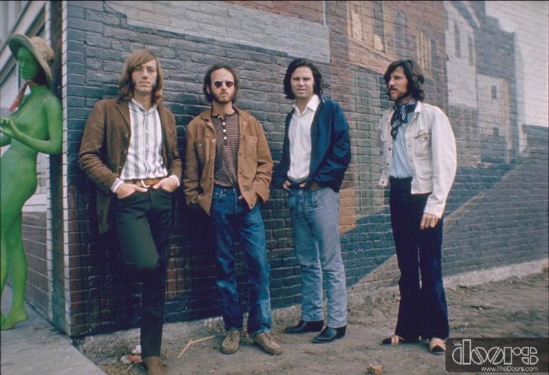 The Doors : Morrison Hotel (1970) Henryd13