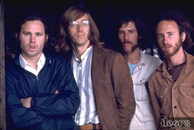 The Doors : Morrison Hotel (1970) Henryd14