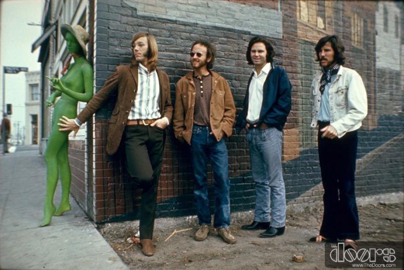 The Doors : Morrison Hotel (1970) Henryd15