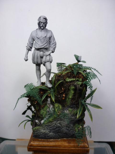 Conquistador espagnol. P1010914