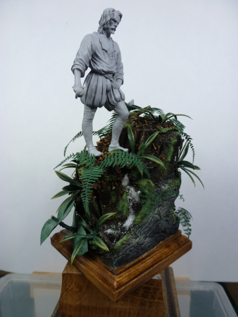 Conquistador espagnol. P1010915