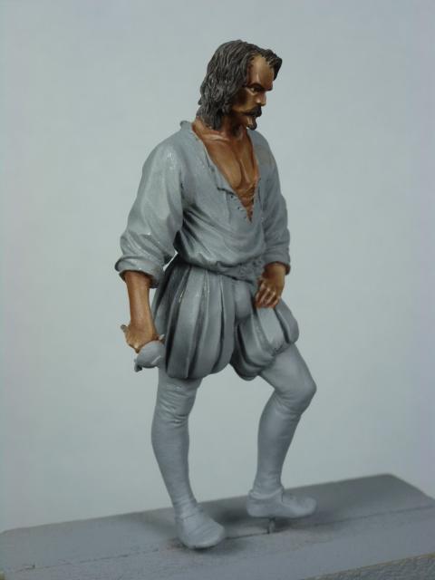 Conquistador espagnol. P1010918