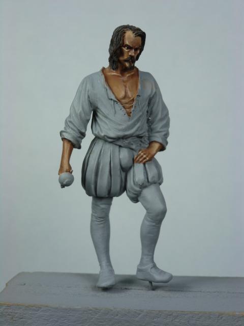 Conquistador espagnol. P1010919