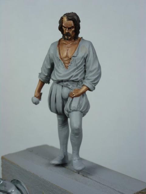 Conquistador espagnol. P1010920