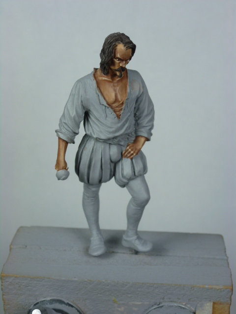 Conquistador espagnol. P1010921