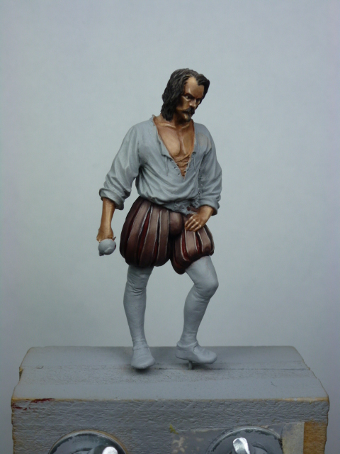 Conquistador espagnol. P1010923