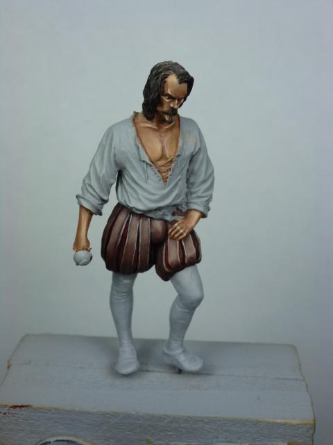 Conquistador espagnol. P1010925