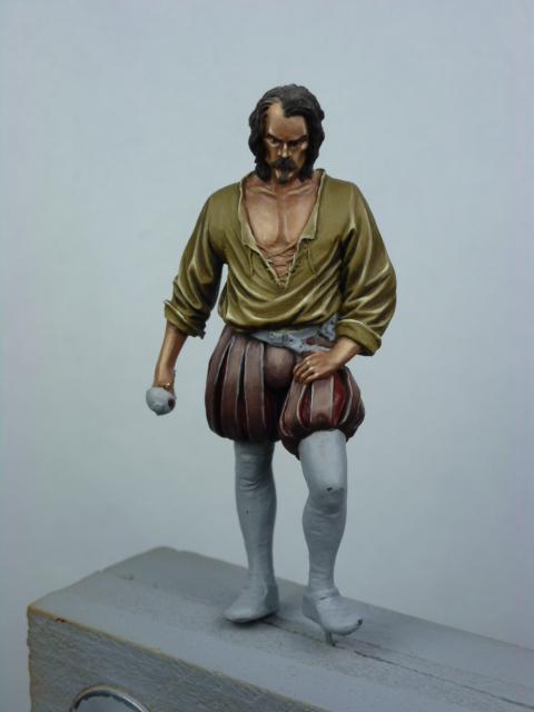 Conquistador espagnol. P1020013