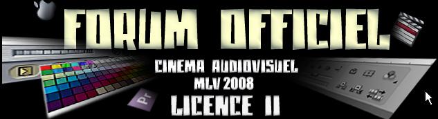 créer un forum : Le forum de la licence de cinéma Bannie12
