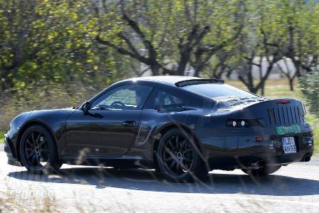 2011 - [Porsche] 911 [991] 2011-p10