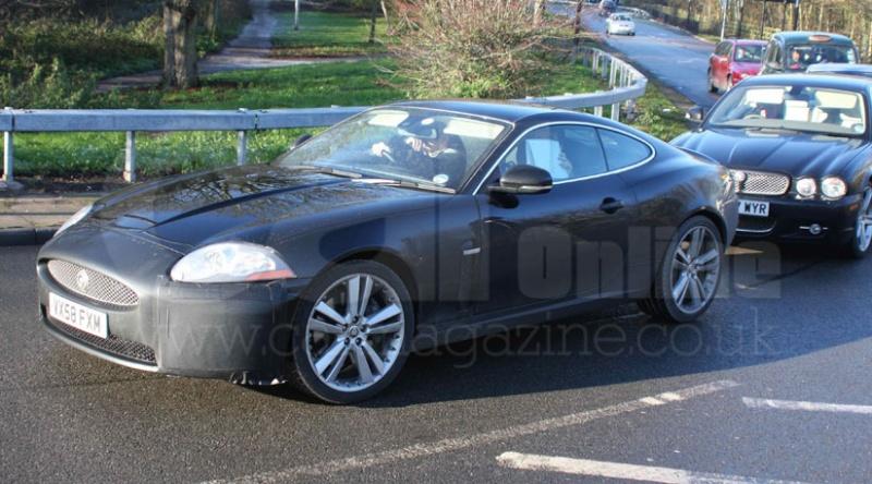 2008/11 - [Jaguar] XK Restylée - Page 2 2jagua10