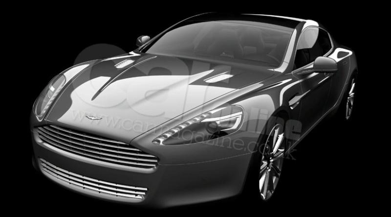 2009 - [Aston martin] Rapide - Page 4 Aston-10