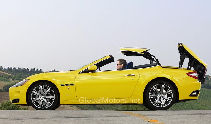 2009 - [Maserati] Gran Cabrio - Page 4 Masera12