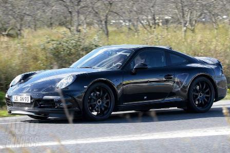 2011 - [Porsche] 911 [991] New-ge10