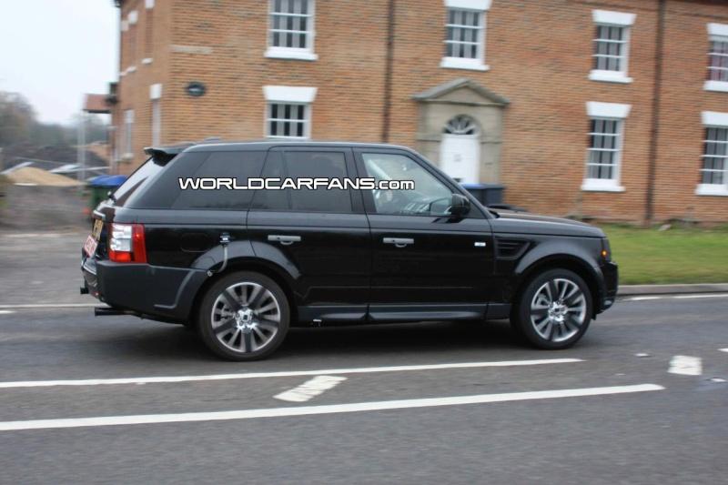 2010 - [Range Rover] Sport Restylé Range-11