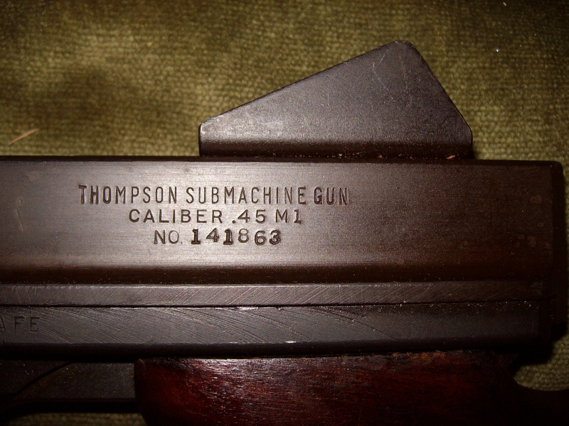 PM Thompson M1A1 Tommy_11