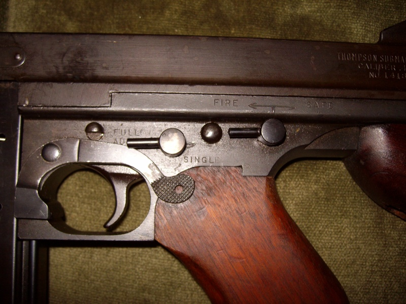 PM Thompson M1A1 Tommy_12