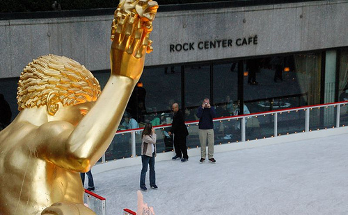 Rockefeller Center Ice Staking 37132910