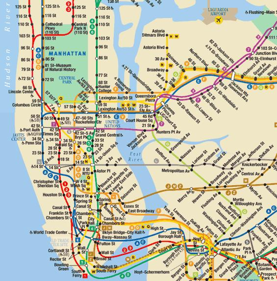 NYC - Post your questions about the Big Apple here Subway10