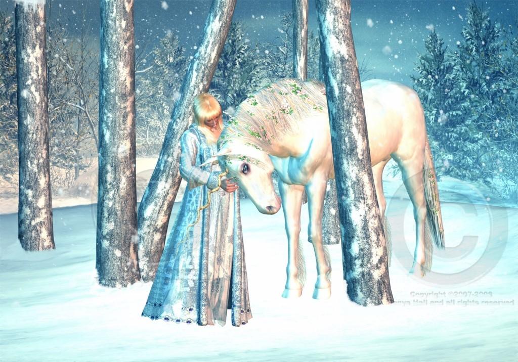 Winter Blues Uncorn10