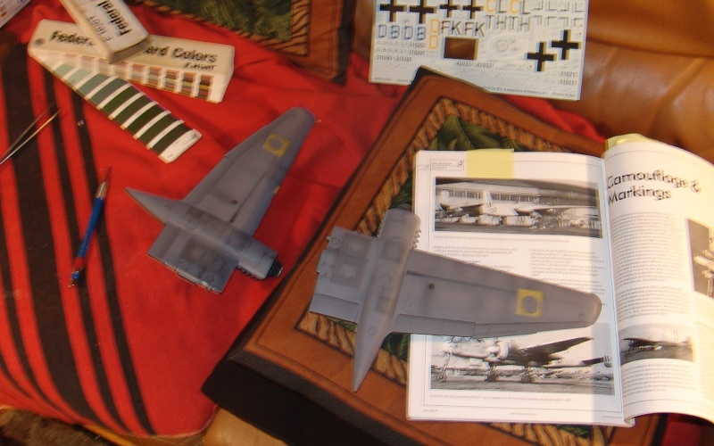 He-219 UHU - 1/32 Revell - Page 2 He219-16