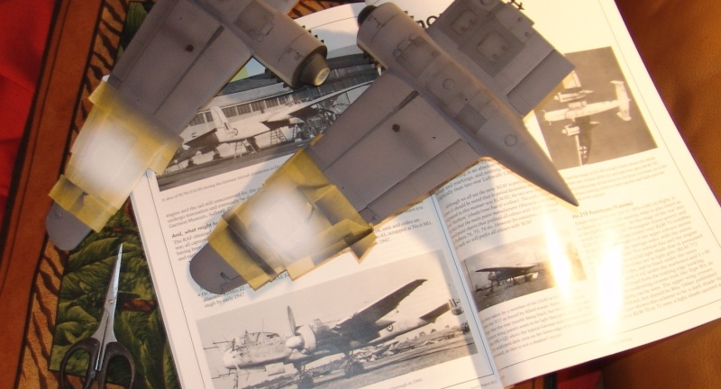 He-219 UHU - 1/32 Revell - Page 2 He219-17