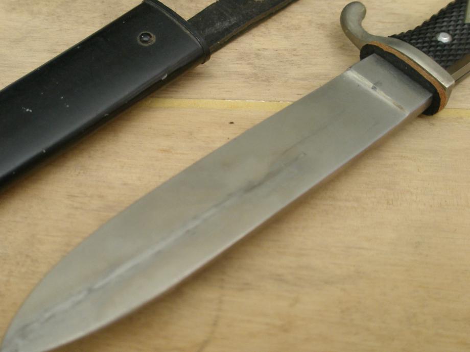 Dague Jeunesses Hitlériennes trouvée chez un petit antiquaire de province 00005_10