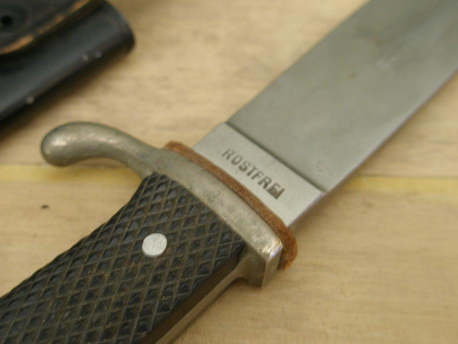 Dague Jeunesses Hitlériennes trouvée chez un petit antiquaire de province 00007_10