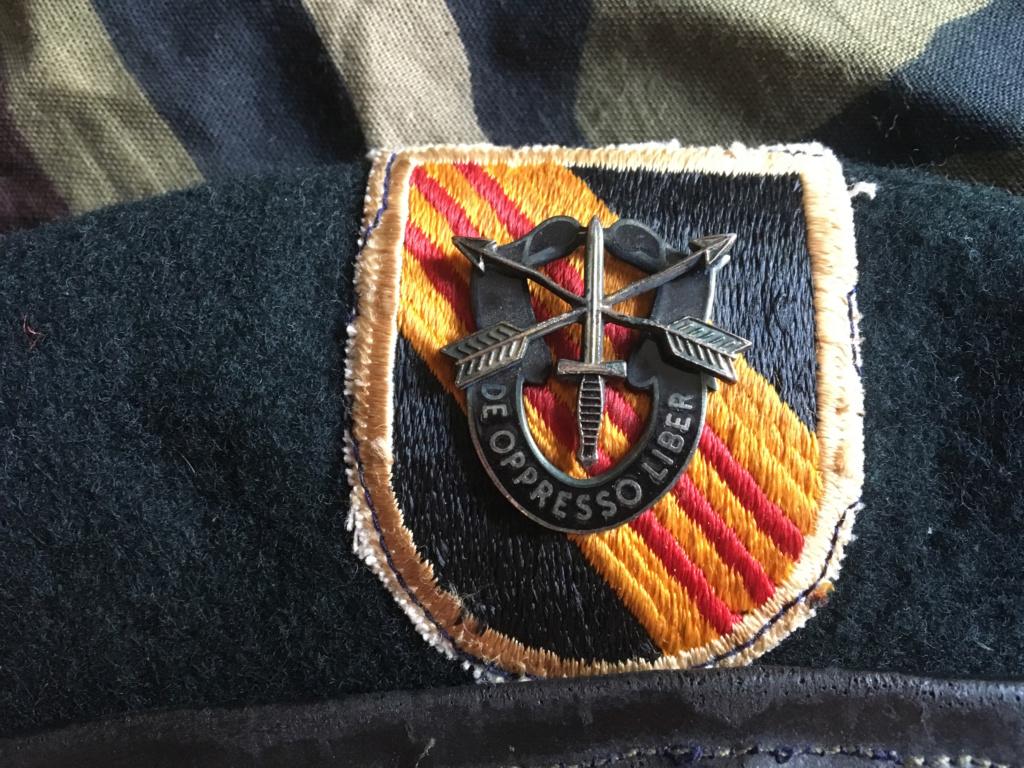 Béret Forces Spéciales US au Vietnam Img_3017