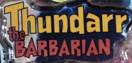 AROK le barbare - THUNDARR the barbarian Logo20