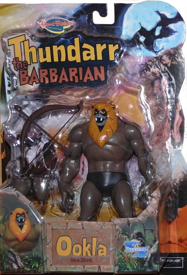 AROK le barbare - THUNDARR the barbarian Ookla10